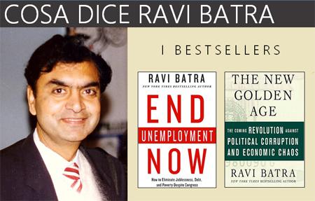 Pubblicazioni, Articoli di Ravi Batra